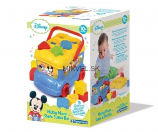 Baby Disney Bus | Myška Mickey